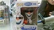 FUNKO POP TOY 120 SUMMER OLAF